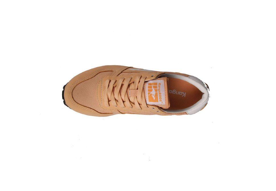 Женские кроссовки KangaROOS Blaze III 47136-770 персиковые. Цена  5 600 ... 4eb539aedf22e