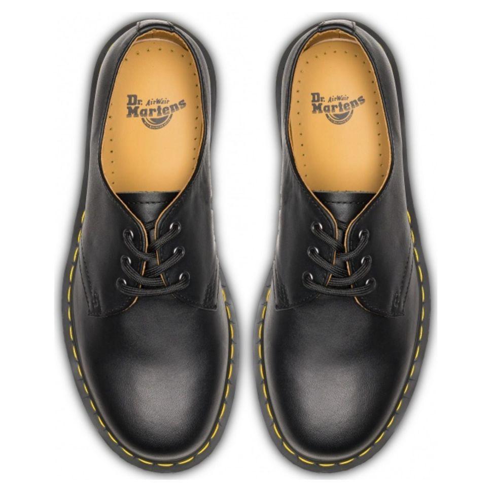 Полуботинки Dr.Martens 11838001 кожаные низкие классика черные ... 779effbc1383a