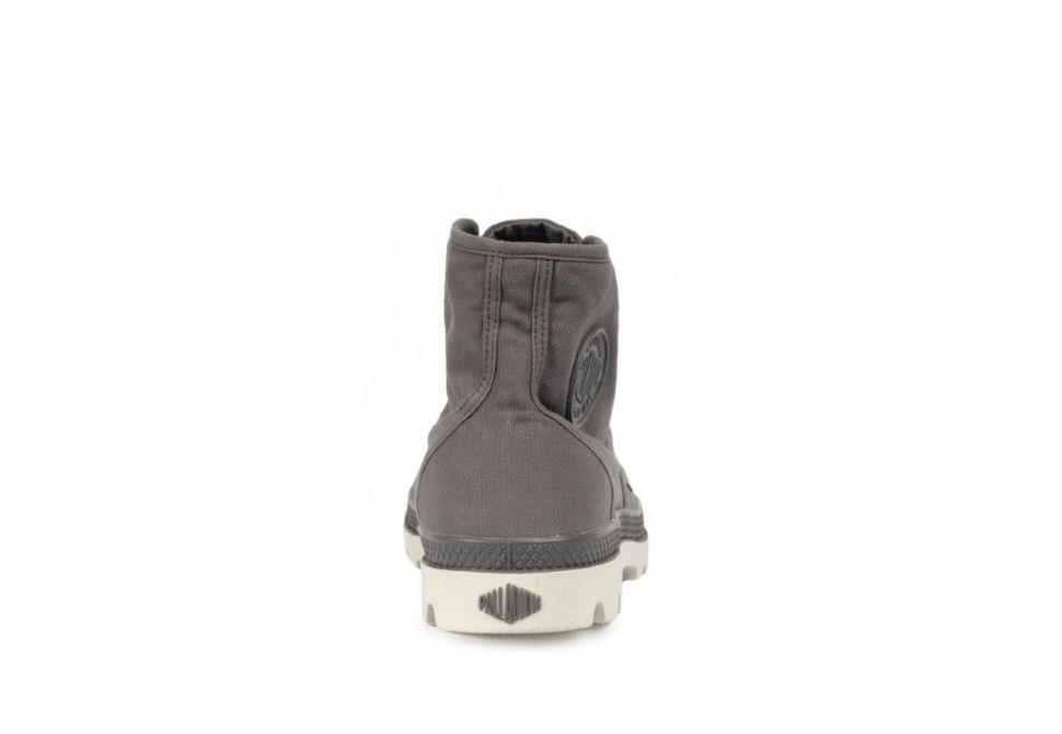 Мужские ботинки Palladium Pampa Hi 02352-013 серые - купить за 5 600 ... 587573caa955c