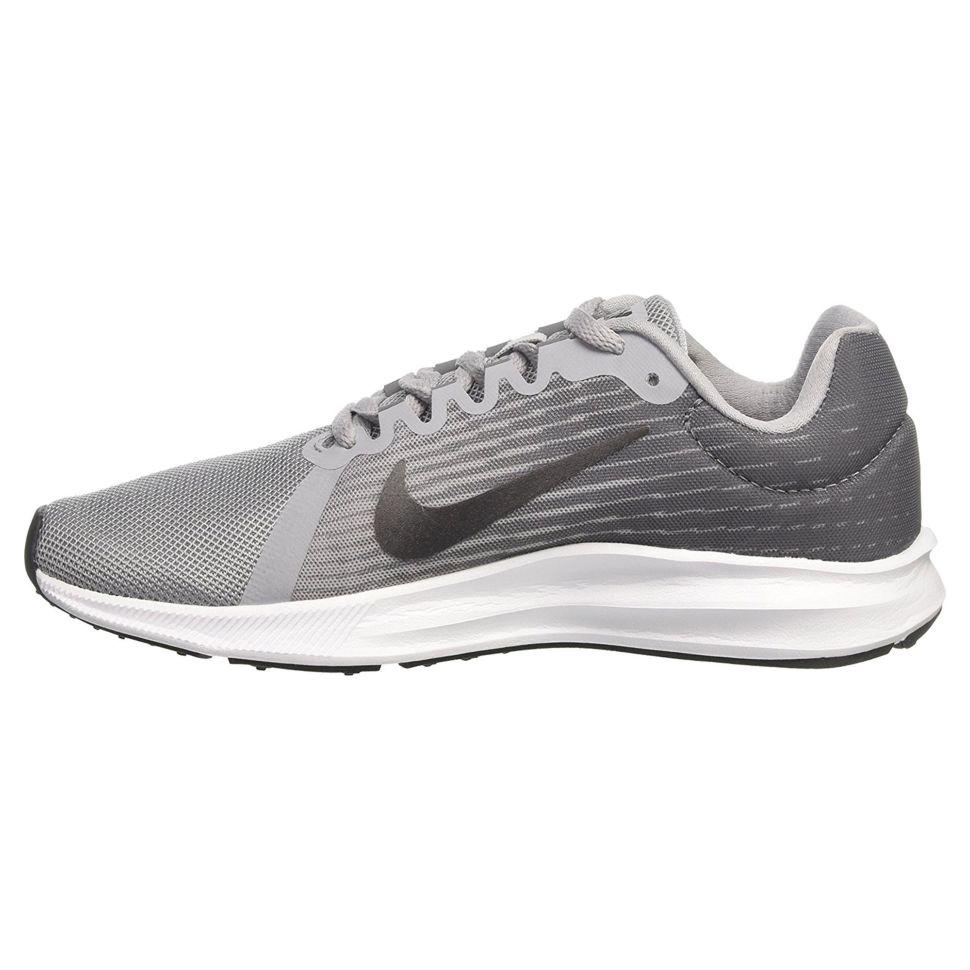 76f33e56 Кроссовки для спорта женские Nike Women'S Nike Downshifter 8 Running Shoe  908994-006 текстильные серые