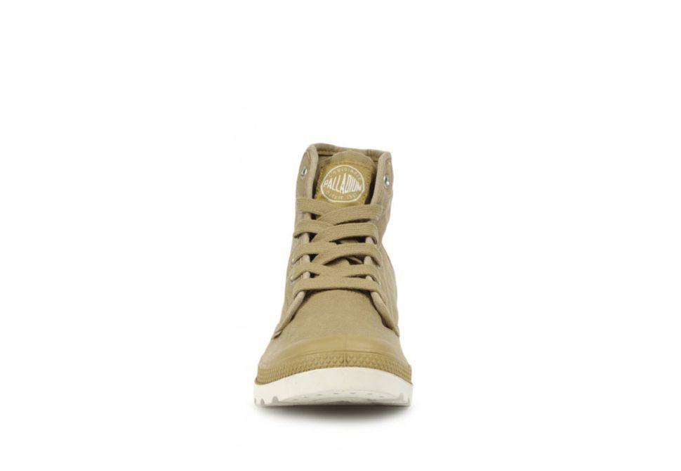 Мужские ботинки Palladium Pampa Hi 02352-218 хаки - купить за 5 600 ... 5cc4297f301fe