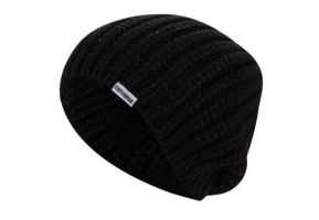 Шапка Converse Metallic Coated Beanie 527772 черная