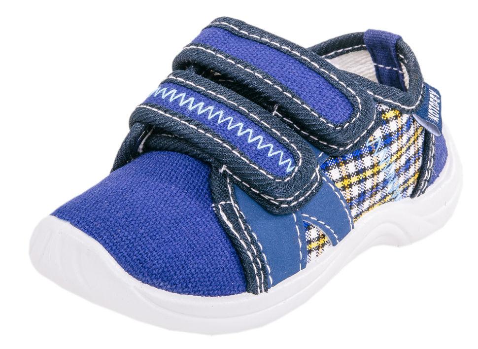 a1ccd25f8 Детские туфли Котофей 131096-12 для мальчиков синие - купить за 1 ...