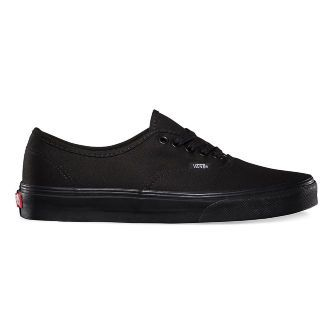 Кеды Vans AUTHENTIC VEE3BKA черные