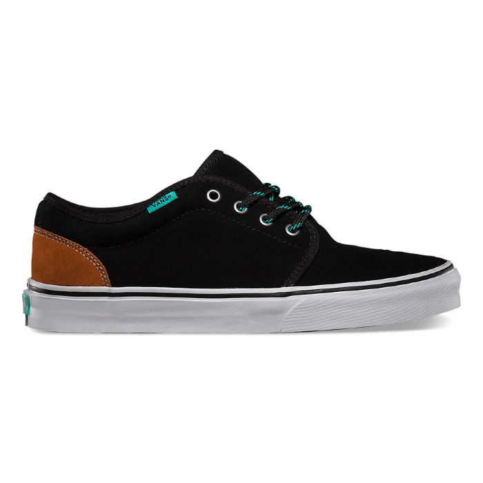 Кеды Vans 106 Vulcanized (Hiker) VVHNAYS черные