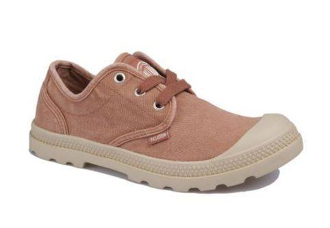 c7811ca6 Женские ботинки Palladium Pampa Oxford LP 93315-604 кориченевые
