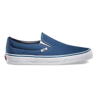 Слипоны Vans CLASSIC SLIP-ON Navy VEYENVY синие