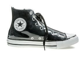 Кеды Converse Chuck Taylor All Star Shroud Translucent Rubber 553262 черные