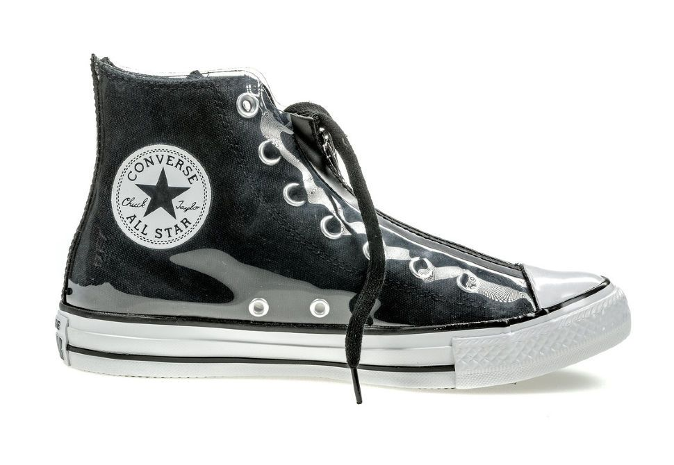 b8ed23a5 Кеды Converse Chuck Taylor All Star Shroud Translucent Rubber 553262 черные