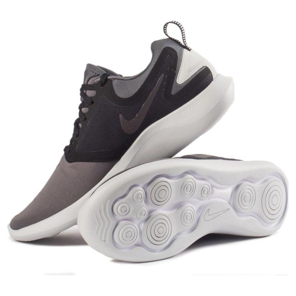 077eeb40 Беговые кроссовки мужские Nike Men'S Nike Lunarsolo Running Shoe AA4079-012  текстильные легкие серые