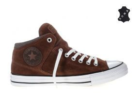 Кеды Converse Chuck Taylor All Star High Street 157500 коричневые