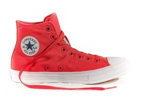Кеды Converse Chuck Taylor All Star II 151119 красные