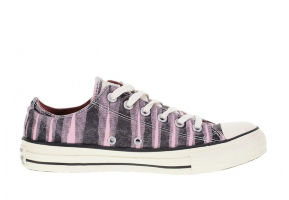Кеды Converse Chuck Taylor All Star Missoni 149692 розово-черные