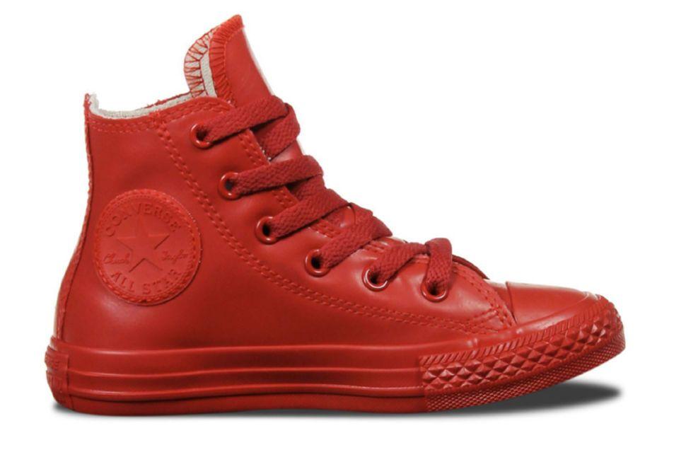 26dd88068e92 Резиновые детские кеды Converse (конверс) Chuck Taylor All Star 344744  красные