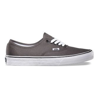 Кеды Vans Authentic VJRAPBQ серые
