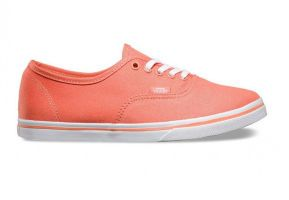 Кеды Vans Authentic Lo Pro VXRNDSN розовый