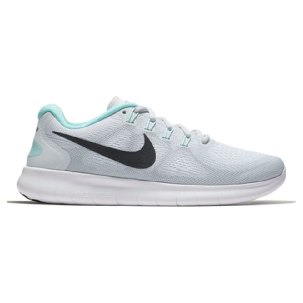 3dbeebb7 Кроссовки женские Nike Free Rn 2017 Running Shoe 880840-103 легкие белые