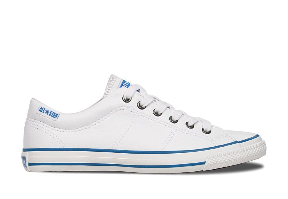 Женские кеды Converse (конверс) Chuck Taylor All Star Basic 532024 белые 37860ce7ab302