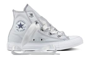 Кеды Converse Chuck Taylor All Star Big Eyelets 559918 голубые
