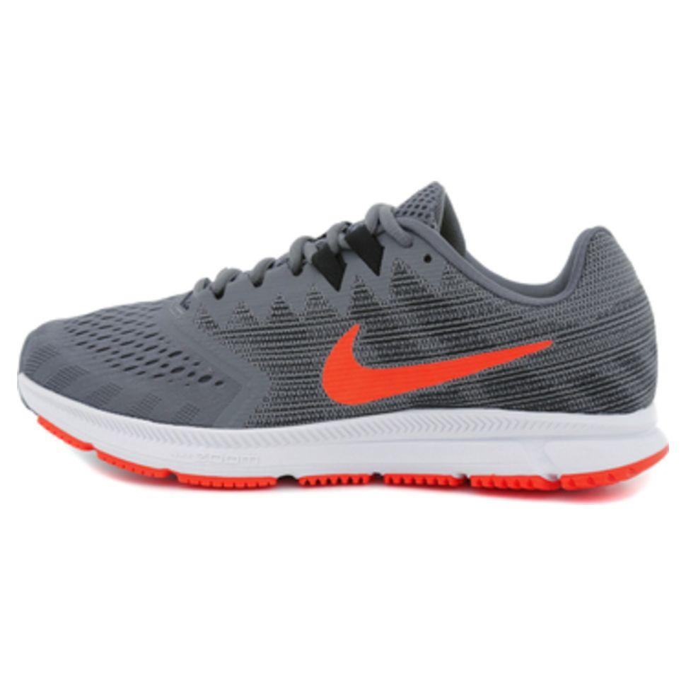 1f8ebb6c Беговые кроссовки мужские Nike Air Zoom Span 2 Running Shoe 908990-008  легкие спортивные серые