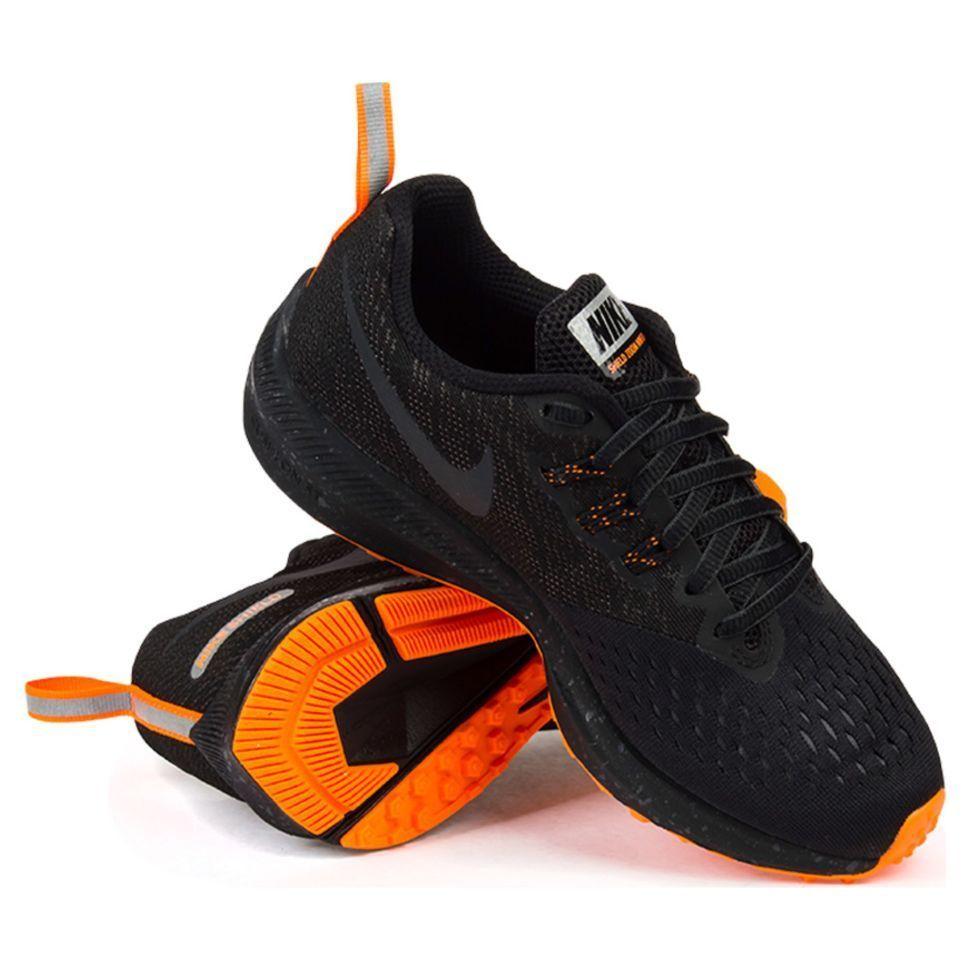 68a254d9 Кроссовки женские Nike Air Zoom Winflo 4 Shield 921721-001 спортивные  беговые