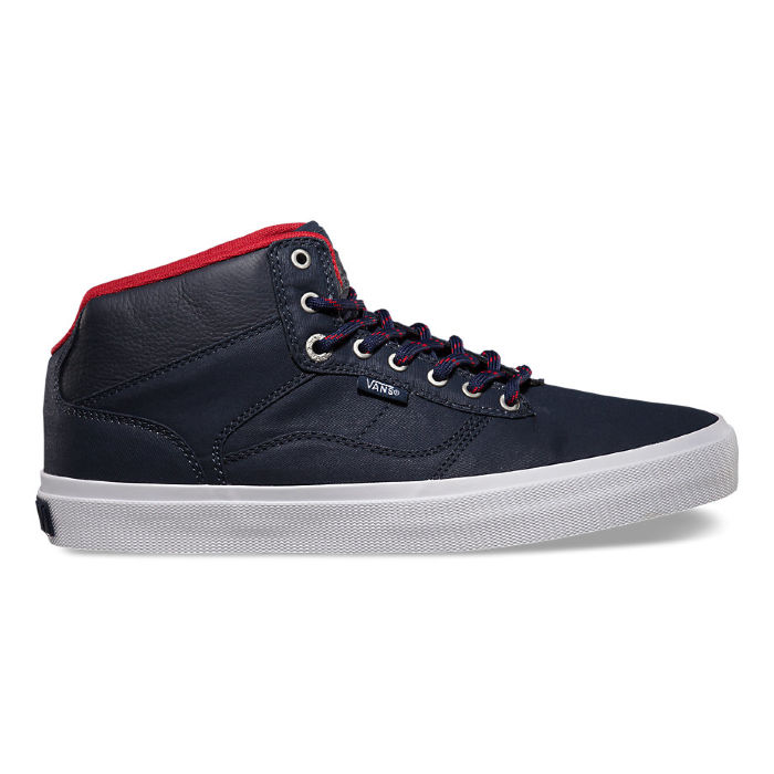 Кеды Vans Bedford (Coated) VXB5DQE синие