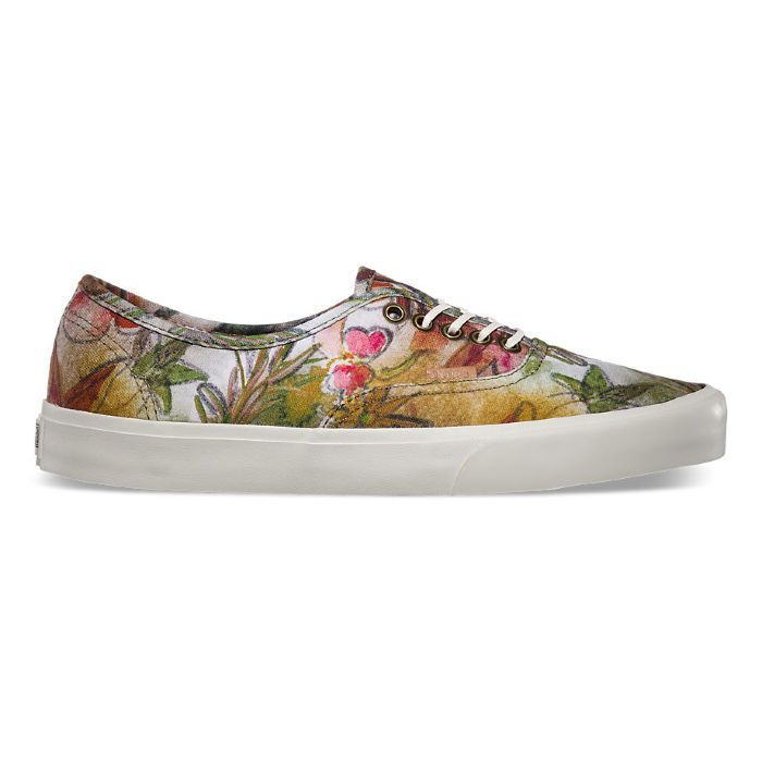 Кеды Vans AUTHENTIC CA (Camo Floral) VJWIAS7 разноцветные