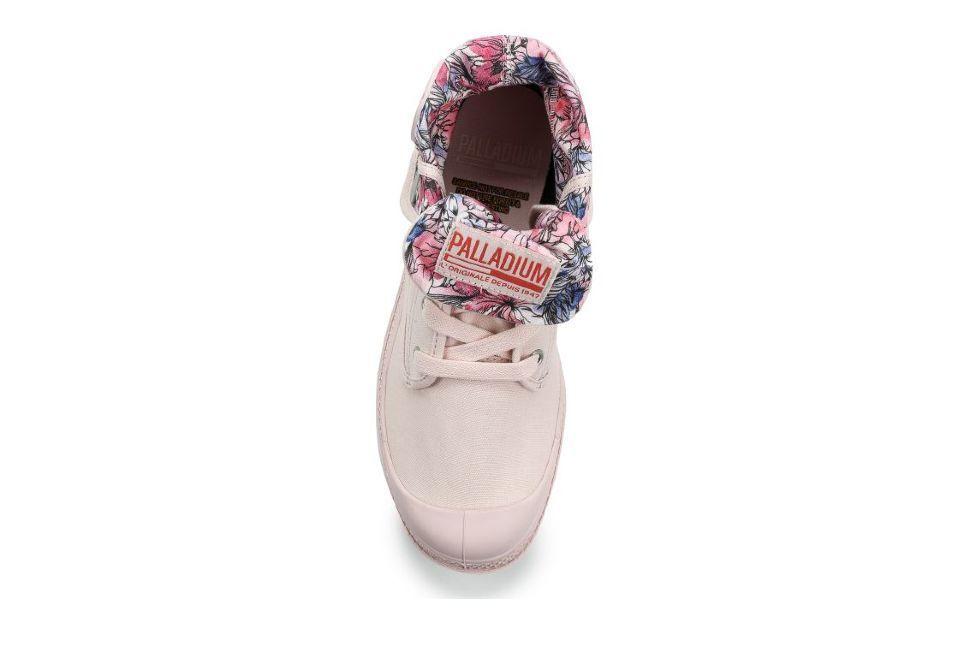 Женские ботинки Palladium Baggy Low LP 93314-677 розовые - купить за ... a1d4fba8ae700