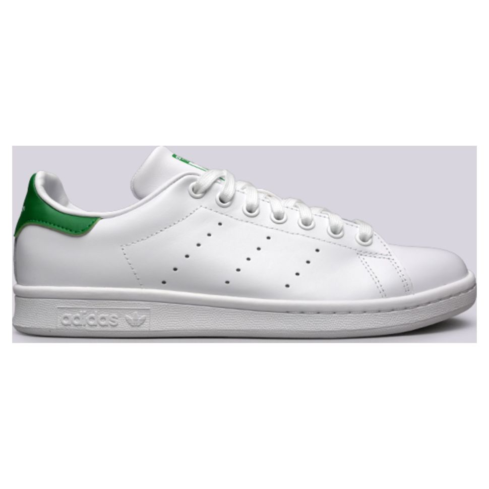 1a551934f Кеды мужские Adidas Stan Smith Runwht/Runwhi/Fairwa M20324 кожаные белые
