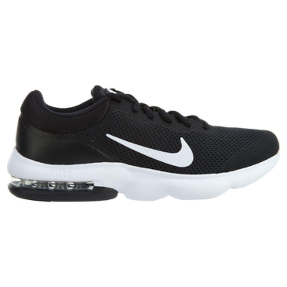 72f01243 Беговые кроссовки мужские Nike Air Max Advantage Running Shoe 908981-001  легкие спортивные черные