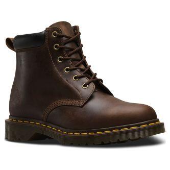 3fb8af00 Ботинки Dr.Martens 939 Crazy Horse 24282207 кожаные классика коричневые