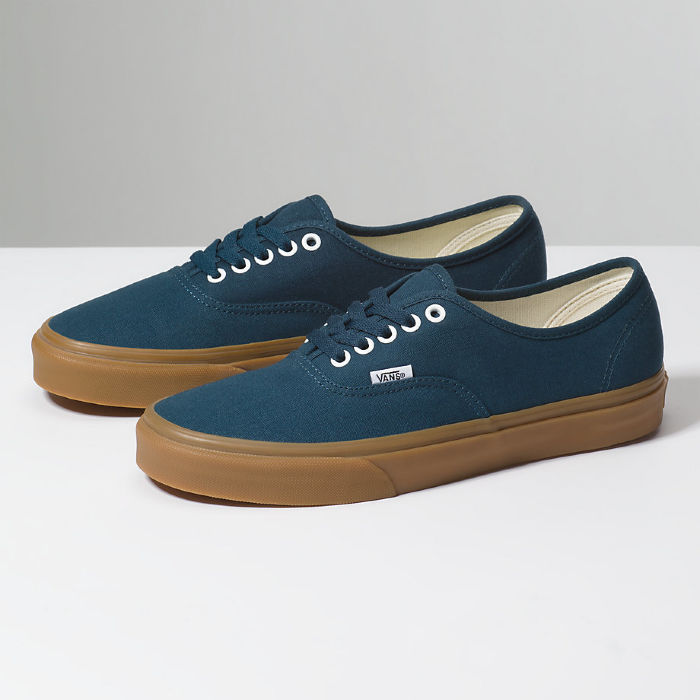 Кеды Vans AUTHENTIC REFLECTING VA38EMQ6O синие