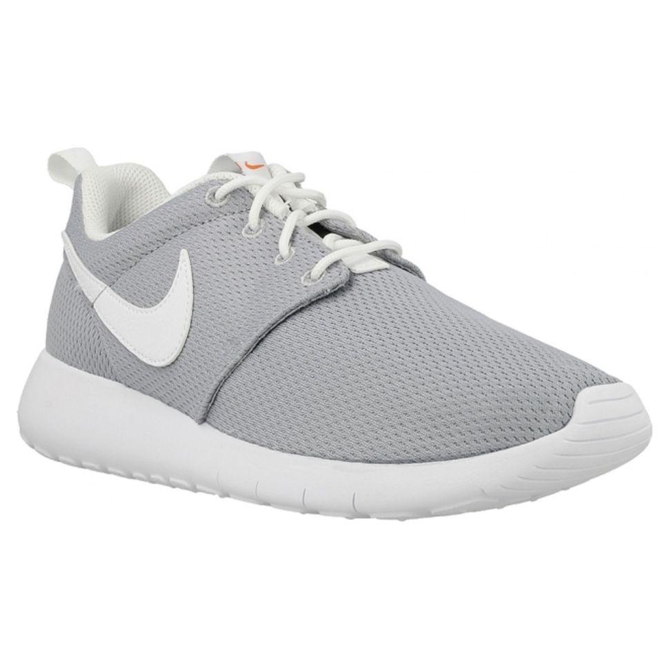 a2227f2f Беговые кроссовки детские Nike Roshe One (Gs) 599728-038 легкие спортивные  серые