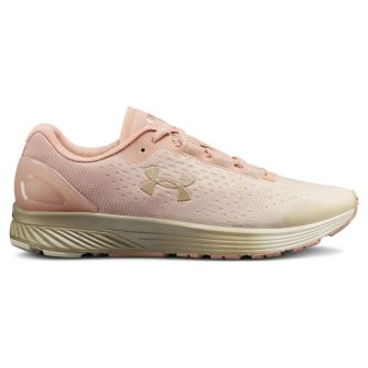 059523f2 Кроссовки женские Under Armour Ua W Charged Bandit 4 Flushed Pink / Ivory /  Metallic Faded