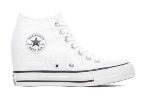 Кеды Converse CT AS Mid Lux Sequins 556783 белые