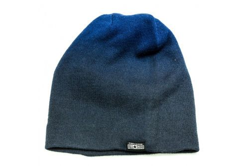 Шапка Converse Gradient Roll Up Beanie 486550 синяя