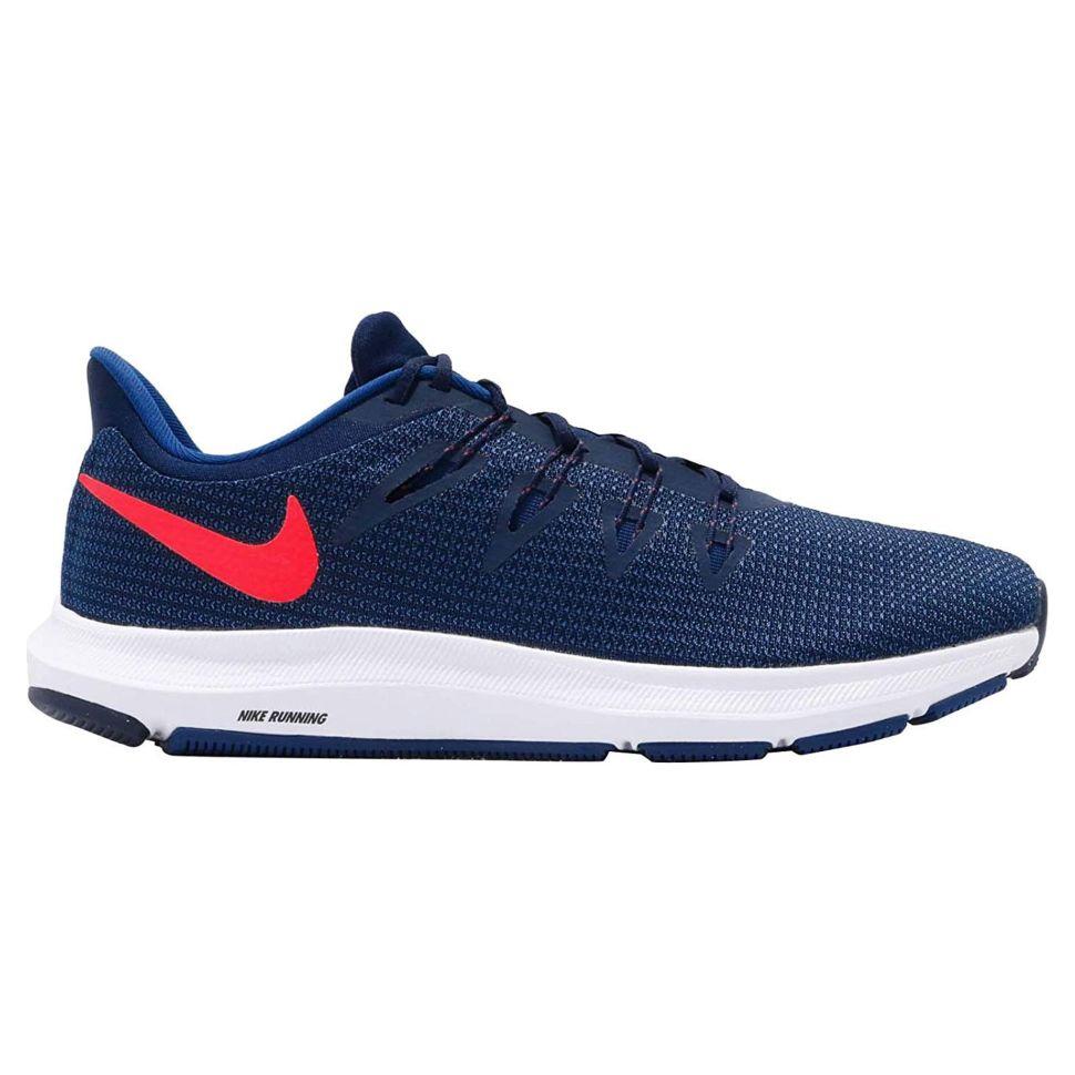 78852084 Кроссовки мужские Nike Quest AA7403-403 беговые синие - купить за 5 ...