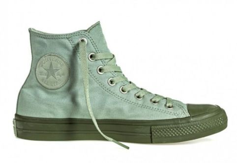 Кеды Converse Chuck Taylor All Star II 155701 зеленые