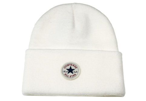 Шапка Converse TALL CUFF WATCHCAP KNIT 561332 белый