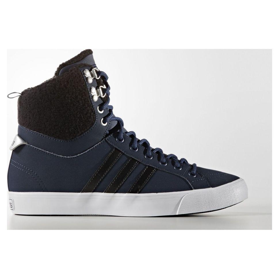 Кроссовки женские Adidas AW4925 спортивные высокие fdd3a66911c