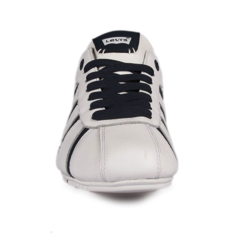 Мужские кроссовки Levis NEW ALMAYER 222739 885-51 белые. Цена  5 600 ... 1b491922360af