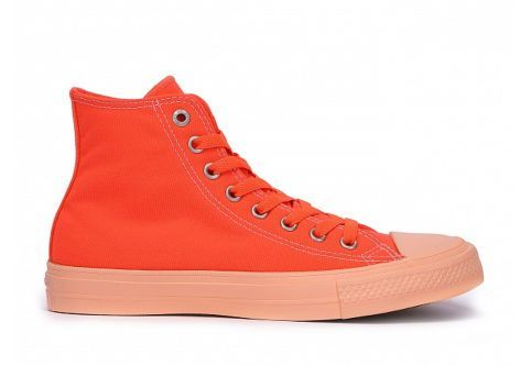 Кеды Converse Chuck Taylor All Star II 155724 оранжевые