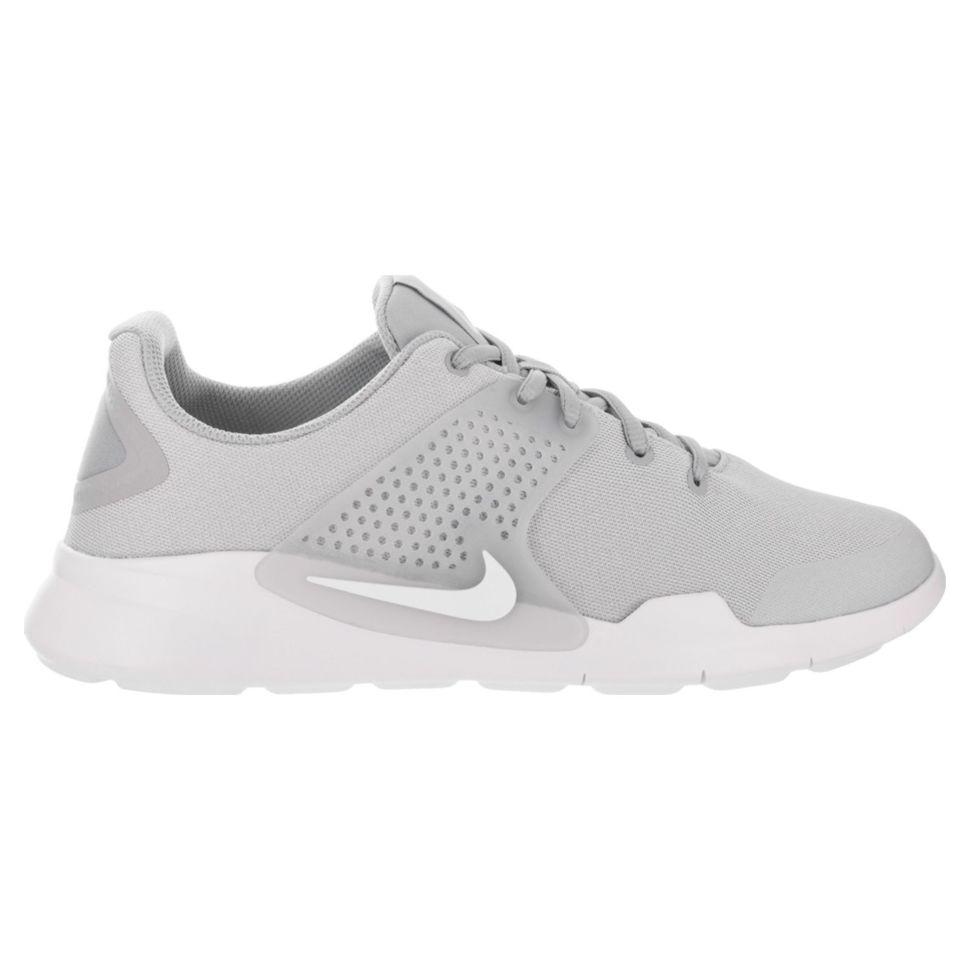 5e464675 Кроссовки мужские Nike Nike Arrowz 902813-001 стильные низкие серые ...