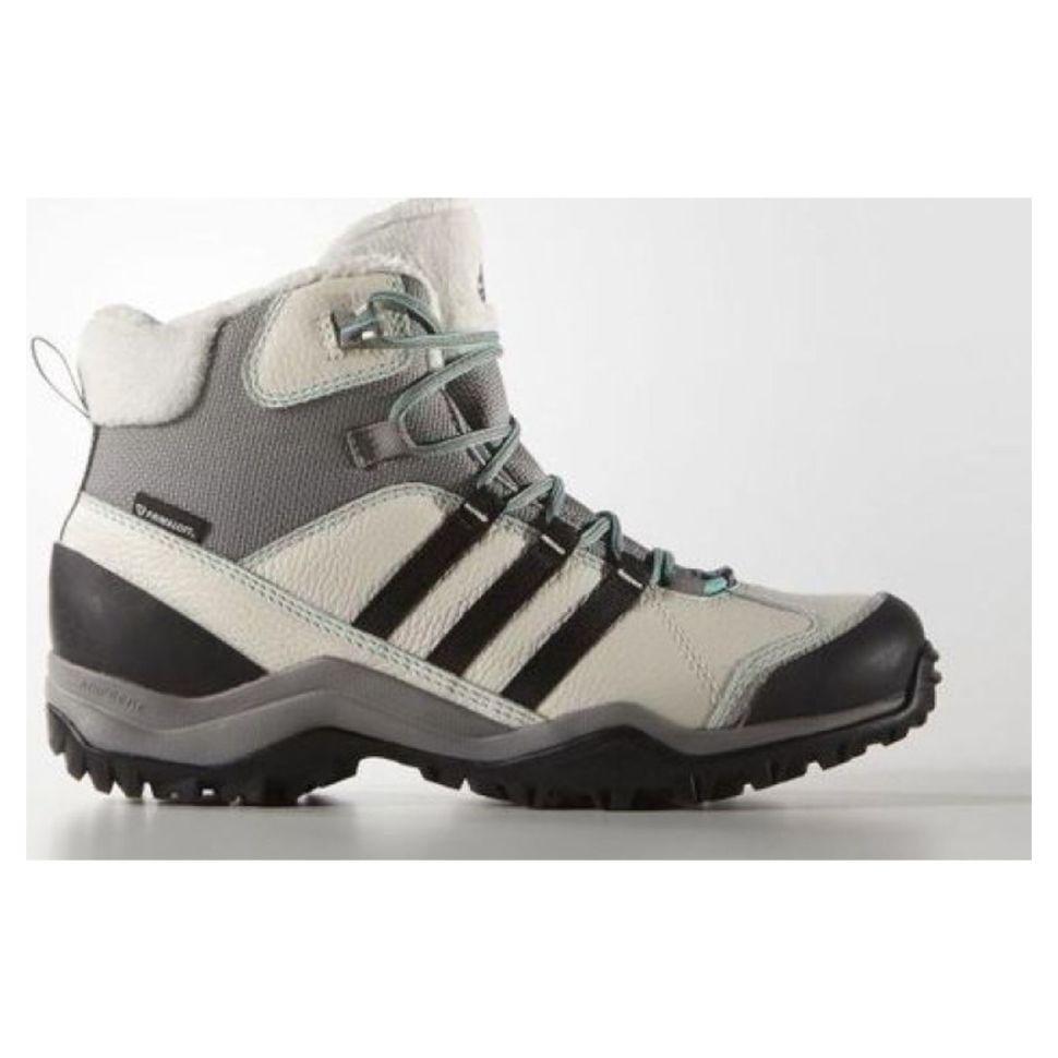 best loved 4ca9a 6a559 Ботинки женские Adidas Winter Hiker Ii Cp Pl W M17332 высокие утепленные  серые