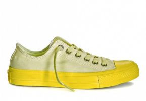 Кеды Converse Chuck Taylor All Star II 155726 желтые
