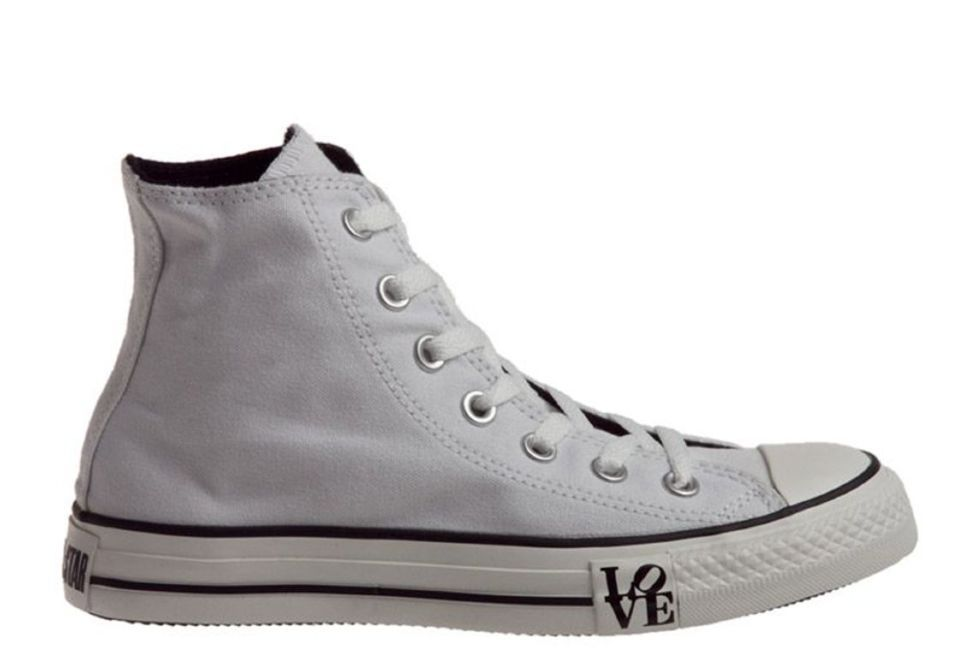0203c6b78ea3 Женские кеды Converse (конверс) Chuck Taylor All Star 114023 белые ...