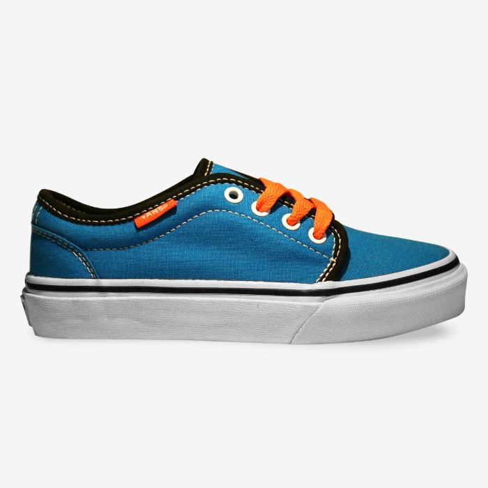 Кеды Vans 106 Vulcanized (Pop) methyl blue VVM9BZY синие