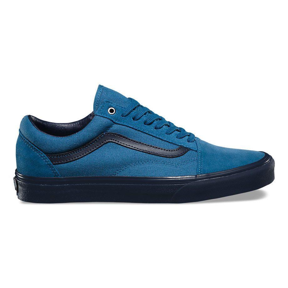 Кеды Vans OLD SKOOL VA38G1MOK синие - купить за 5 990 руб. в ... d77c60d0f392a