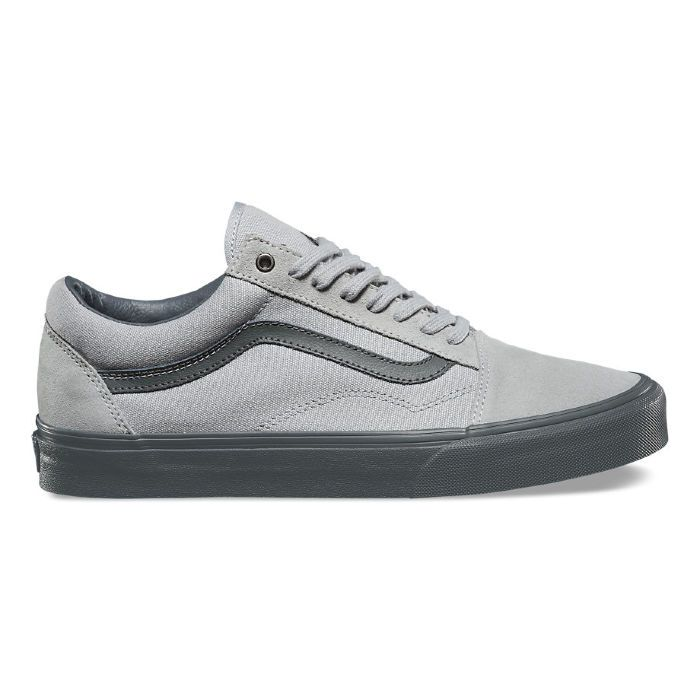 Кеды Vans OLD SKOOL VA38G1MOM серые