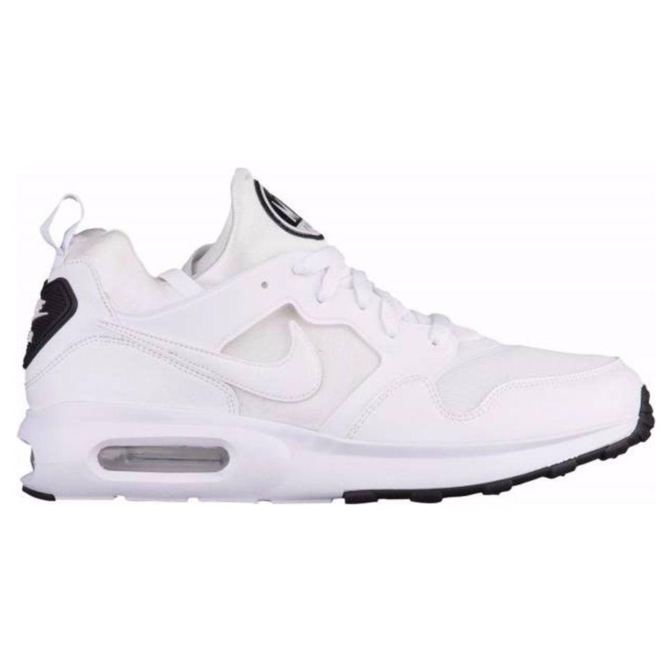 bb1ce2f17450eb Беговые кроссовки мужские Nike Air Max Prime Shoe 876068-100 легкие  спортивные белые